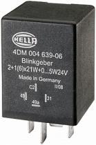 Hella 4DM003390031 - INTERM.2+1X21W-24V.IVECO