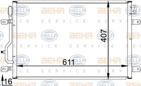 Hella 8FC351300241 - CONDEN.MERC.M-CL.W163