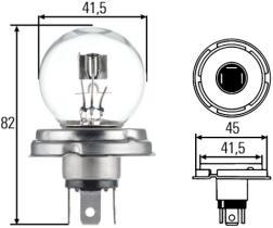 Hella 8GD002088131 - SURTIDO LAMP.TABLERO 24 V.