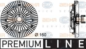 Hella 8MV376732041 - M.CENTRIF.AUDI A4/A8/VW/SKODA 25TDI