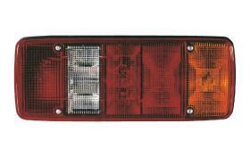 Rinder 72100 - TERCERA LUZ DE FRENO LEDS 12V