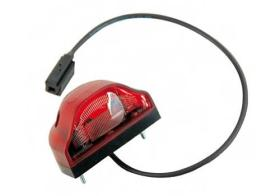 Rinder 769R50 - REFLEX ROJO RECT.85X48