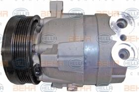 Hella 8FK351102011 - COMPR.12V VECTRA B