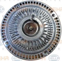 Hella 8MV376732011 - EMBR.VISCO VENTIL.MERC.C-CL. W202