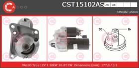 Casco CST15102AS