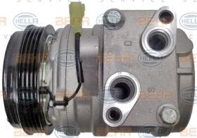 Hella 8FK351001381 - COMPR.12V IX35/SPORTAGE