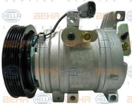 Hella 8FK351103581 - COMPR.12V ASTRA F/VECTRA/DIV