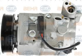 Hella 8FK351105531 - COMPRESOR FIAT BRAVO 2007 1.6