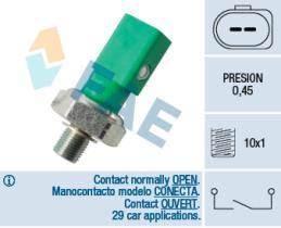 Fae 12832 - MANOCONTACTO PRESION DE ACEITE