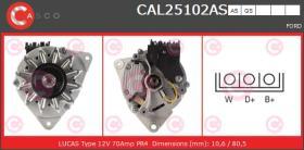 Casco CAL25102AS