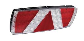 Rinder PT008600 - PIL.TRS.DCH.LED 12/24V COMBO ROJO