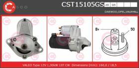 Casco CST15105GS