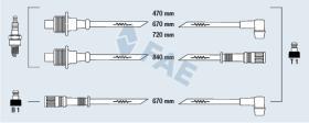 Fae 83320 - J.CABLES DYANE/VISA/LNA