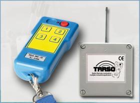 Tarso TR404SI - RECEPTOR+MANDO 2 BOTONES (USE TRN802I)