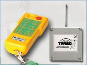 Tarso TR406SI - RECEPT+MANDO DIST. M4 (SAL.INDEP.) (USE TRN804I)