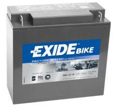 EXIDE GEL1216