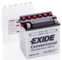 EXIDE EB10LA2 - BATERIA 12/30A.+DCH 185X128X168