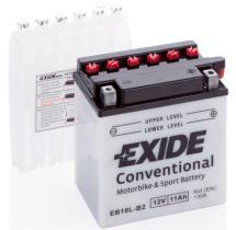 EXIDE EB10LB2 - BATERIA 12/11A.+DCH 135X90X145
