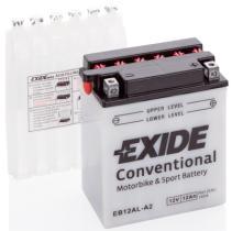 EXIDE EB12ALA2 - BATERIA 12/12A.+IZQ 134X80X160