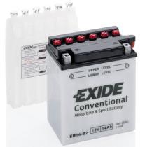 EXIDE EB14B2 - BATERIA 12/12A.+DCH 134X80X160