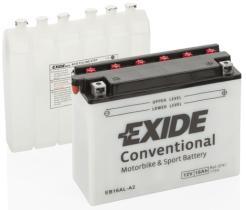 EXIDE EB16ALA2 - BATERIA 12/14A +DCH 134X89X166