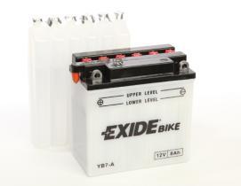 EXIDE EB7A - BATERIA 12/5A.+DCH 120X60X130