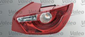 Valeo 043832 - FARO DCH.ELEC.H7+H7 IBIZA