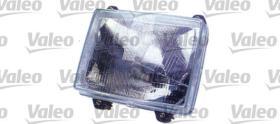 Valeo 069716 - FARO H4 INFERIOR RVI  AE/G MANAGER       (N)