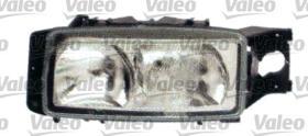 Valeo 086974 - OPTICA DCH.H4 RVI M/MIDLINER