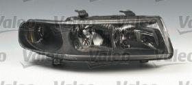 Valeo 087480 - *FARO+PIL.DCH.PEUG.206 GTI C/ELEC.