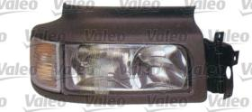 Valeo 089180 - FARO DCH.H1+H4 ATLEON