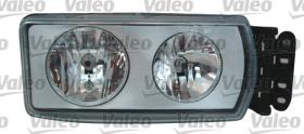 Valeo 089341 - FARO DCH.H7+H7 C/E.EUROCARG/STRALIS