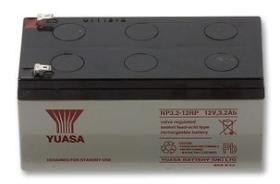 Yuasa NP3212 - BATERIA 12V.2,3A 178X34X66  SELLADA