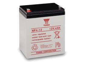 Yuasa NP412 - BATERIA 12/38A 197X165X170 (UPS/TELEC/SILLAS/GOLF)SELLADA