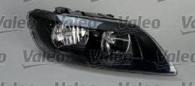 Valeo 043252 - FARO DCH.H7+H1 POLO 06/05->