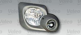 Valeo 043299 - FARO IZQ.FIAT