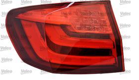 Valeo 044379 - FARO DCH.XENON BMW