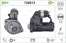 Valeo 726813 - ARR.12V 10D MERC.C/ROSCA  CLASSIC