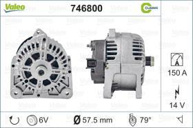 Valeo 746800 - ARR.12V 9D FIAT CLASSIC 'D'