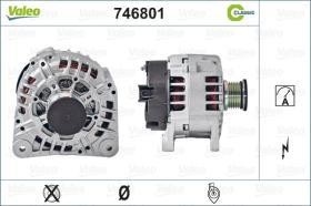 Valeo 746801 - ALT.12/150A CITR/PEUG. CLASSIC