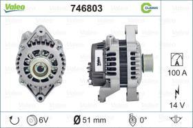 Valeo 746803 - ALT.12/120A OPEL/REN. CLASSIC