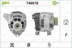 Valeo 746816 - ALT.12/70A CITR/FIAT/PEUG.CLASSIC