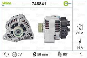 Valeo 746841 - ALT.12/90A CITR/PEUG. HDI (4938)  CLASSIC