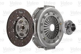 Valeo 805017 - COJINETE EMPUJE RVI JK65,75 ZF