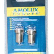 Amolux 142LEDX - LAMP.12/21W AMBAR CENTRADO