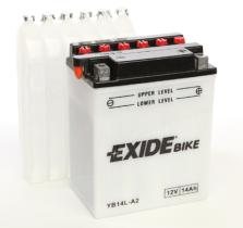 EXIDE EB14LA2 - BATERIA 12/14A.+IZQ 134X89X166