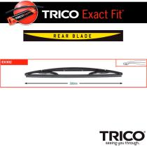 Trico EX302 - J.1 ESCOB.TRS 300MM (PLAST) CLIO/CIVIC