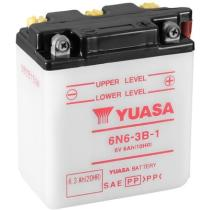 Yuasa 6N63B1 - BATERIA 6/4A +IZQ 10X48X96 S/A