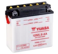 Yuasa 12N554A - BATERIA 12/5,5A +DCH 13X60X13