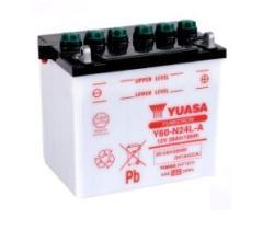 Yuasa Y60N24LACP - BATERIA MOTO 28AH 241A +3 184X124X1